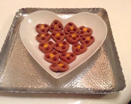 Resep Kue Chocolate Chip Bentuk Hati