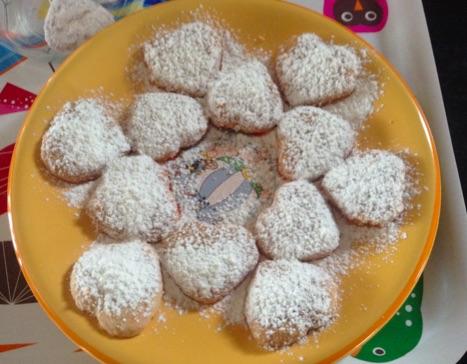 Resep Kue Putri Salju