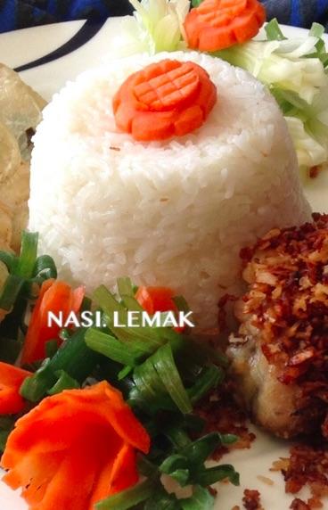 Resep Nasi Lemak (Khas Malaysia)