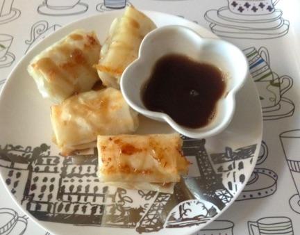 Resep Turon (Dessert Philipino)