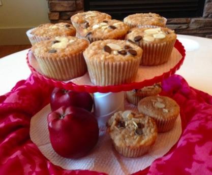 Resep Apple Cupcake