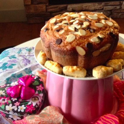Resep Coconut Banana Bread