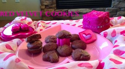 Resep Red Velvet Cookies