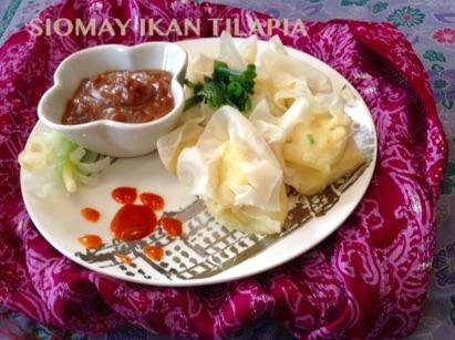 Resep Siomay Ikan Tilapia