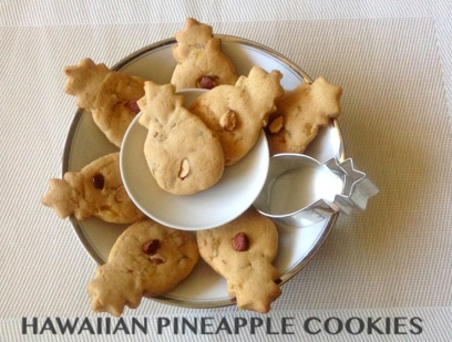 Resep Hawaiian Pineapple Cookies