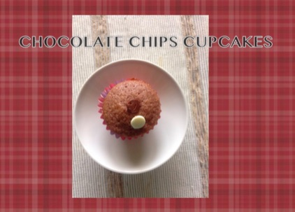 Resep Chocolate Chip Cupcakes