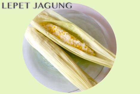 Resep Lepet Jagung
