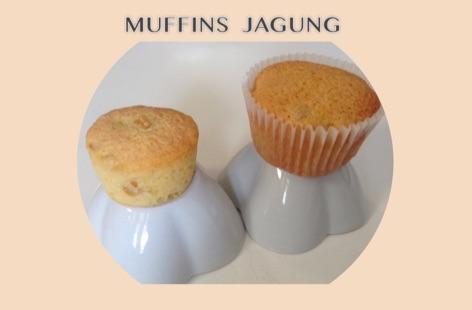 Resep Corn Muffins