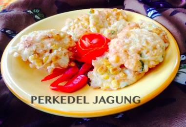 Resep Perkedel Jagung