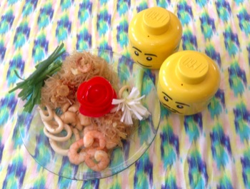 Resep So'un isi Seafood
