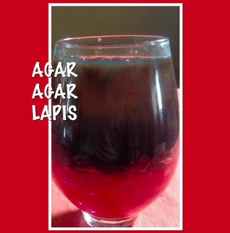 Indonesian Agar Agar Layer Jelly
