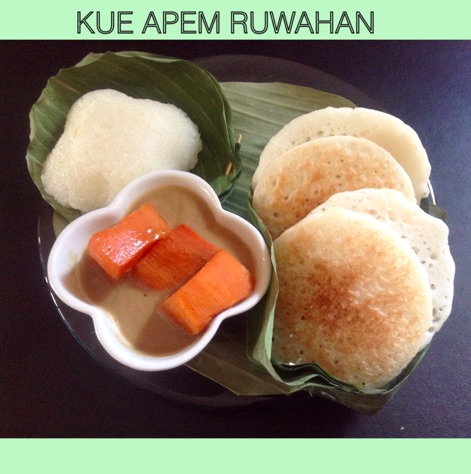 Indonesian Apem Ruwahan Recipe