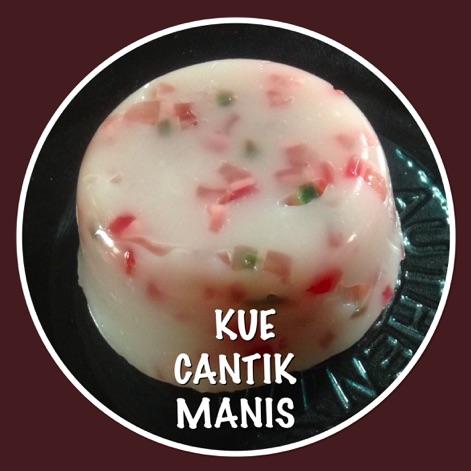 Resep Kue Cantik Manis