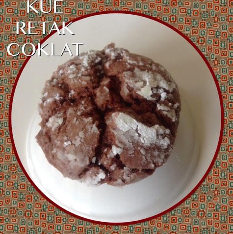 Cracked Chocolate Cake Recipe