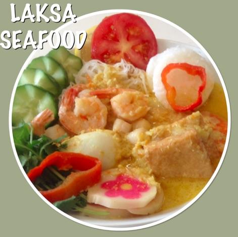 Resep Laksa Seafood