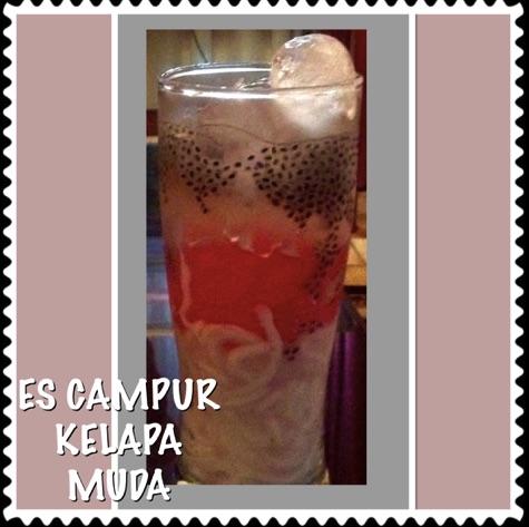 Mixed Indonesien Ice Drink