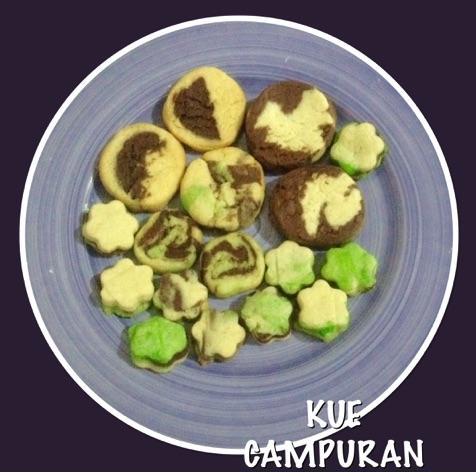 Indonesian Mix Cake