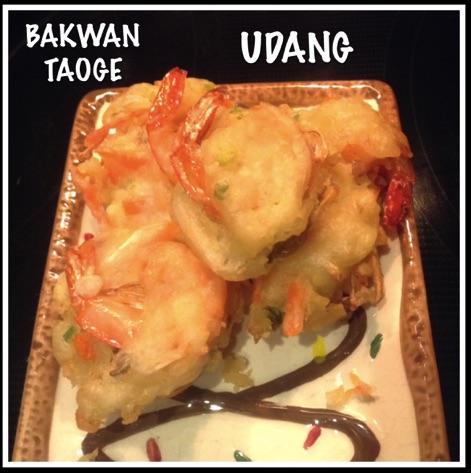 Resep Bakwan Taoge Udang