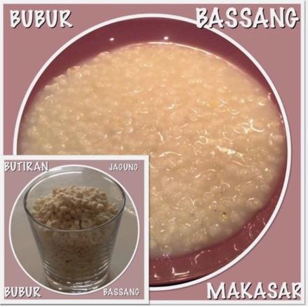 Resep Bubur Bassang Khas Makasar