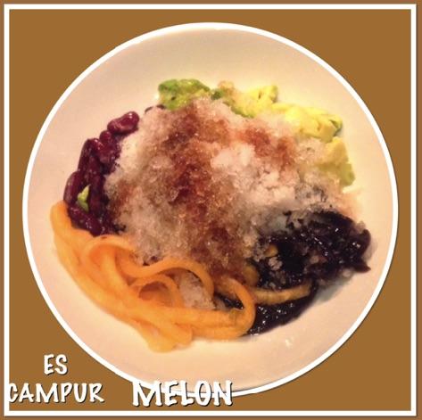 Resep Es Campur Melon