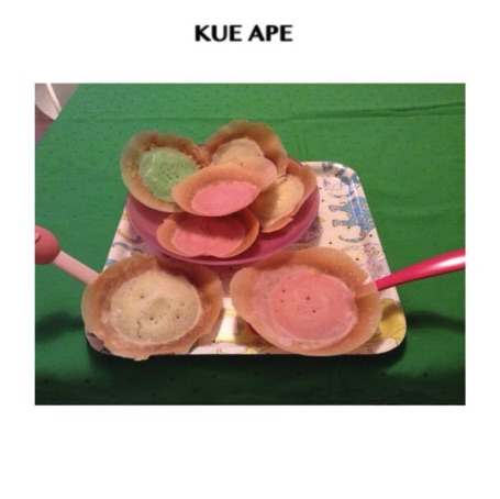 Resep Kue Ape