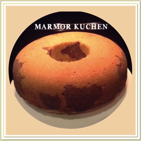 Resep Marmorkuchen (Marble Cake)