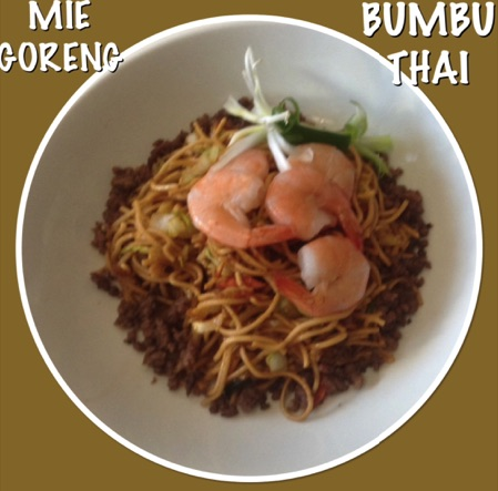 Resep Mie Goreng Bumbu Thai