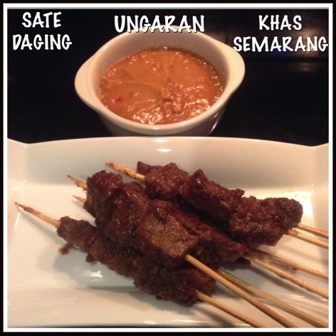 Resep Sate Daging Ungaran Khas Semarang