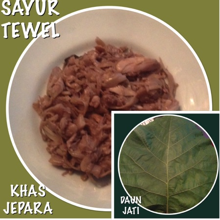 Resep Sayur Tewel Khas Jepara