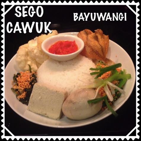 Resep Sego Cawuk Banyuwangi