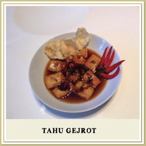 Resep Tahu Gejrot Cirebon