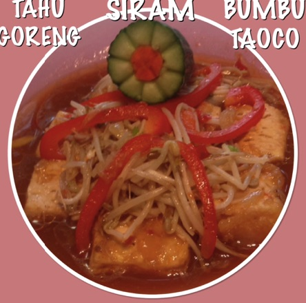Resep Tahu Goreng Siram Bumbu Taoco