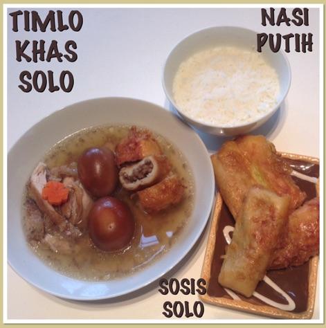Resep Timlo Khas Solo