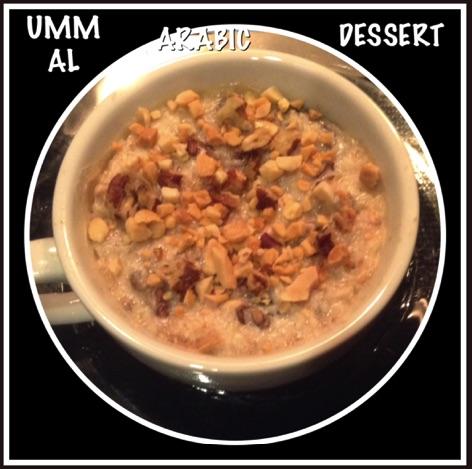 Resep Umm Al Arabic Dessert