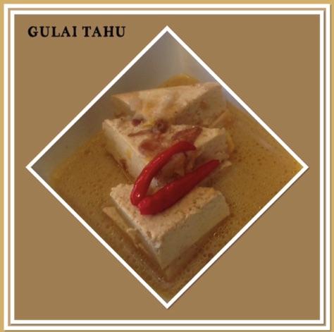 Resep Gulai Tahu