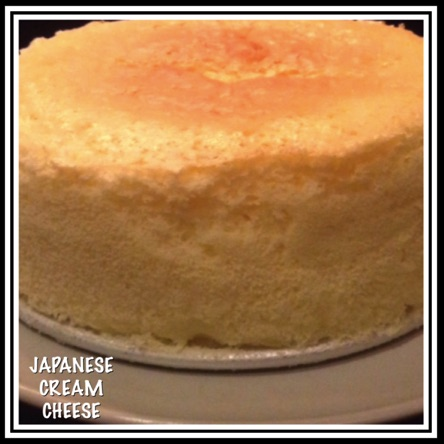 Resep Japanese Cream Cheese