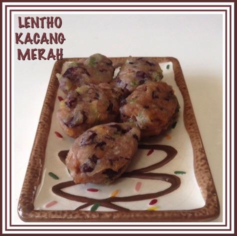 Resep Lentho Kacang Merah