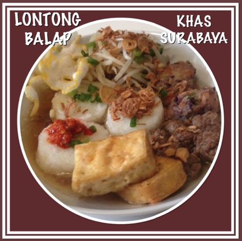 Resep Lontong Balap Khas Surabaya