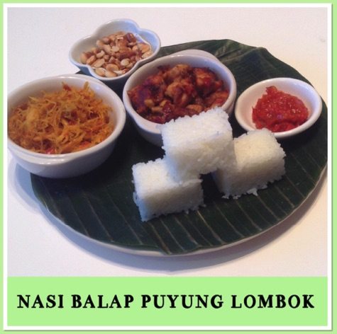 Resep Nasi Balap Puyung Lombok