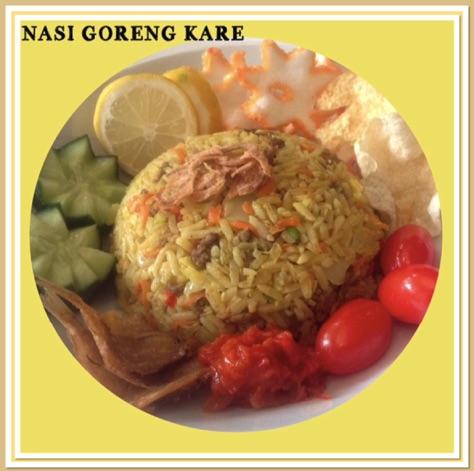 Resep Nasi Goreng Kare