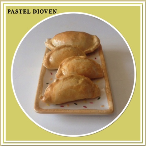 Resep Pastel Dioven