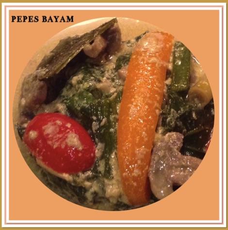 Resep Pepes Bayam