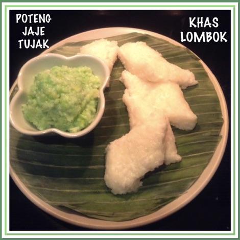 Resep Poteng Jaje Tujak Khas Lombok