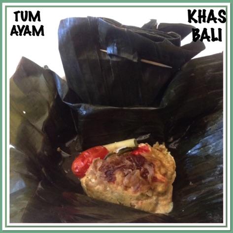 Resep Tum Ayam atau Tum Daging Khas Bali
