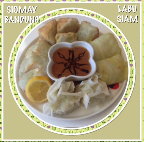 Resep Siomay Bandung Labu Siam