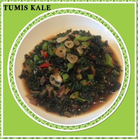 Resep Tumis Kale