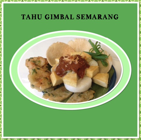 Resep Tahu Gimbal Semarang