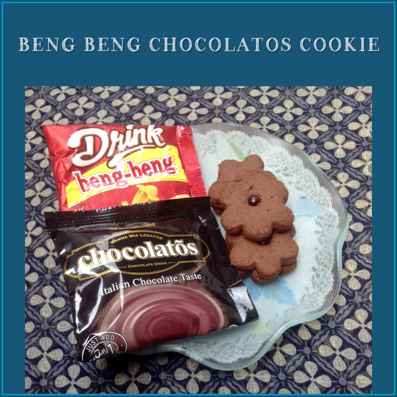 Resep Beng Beng Chocolatos Cookie