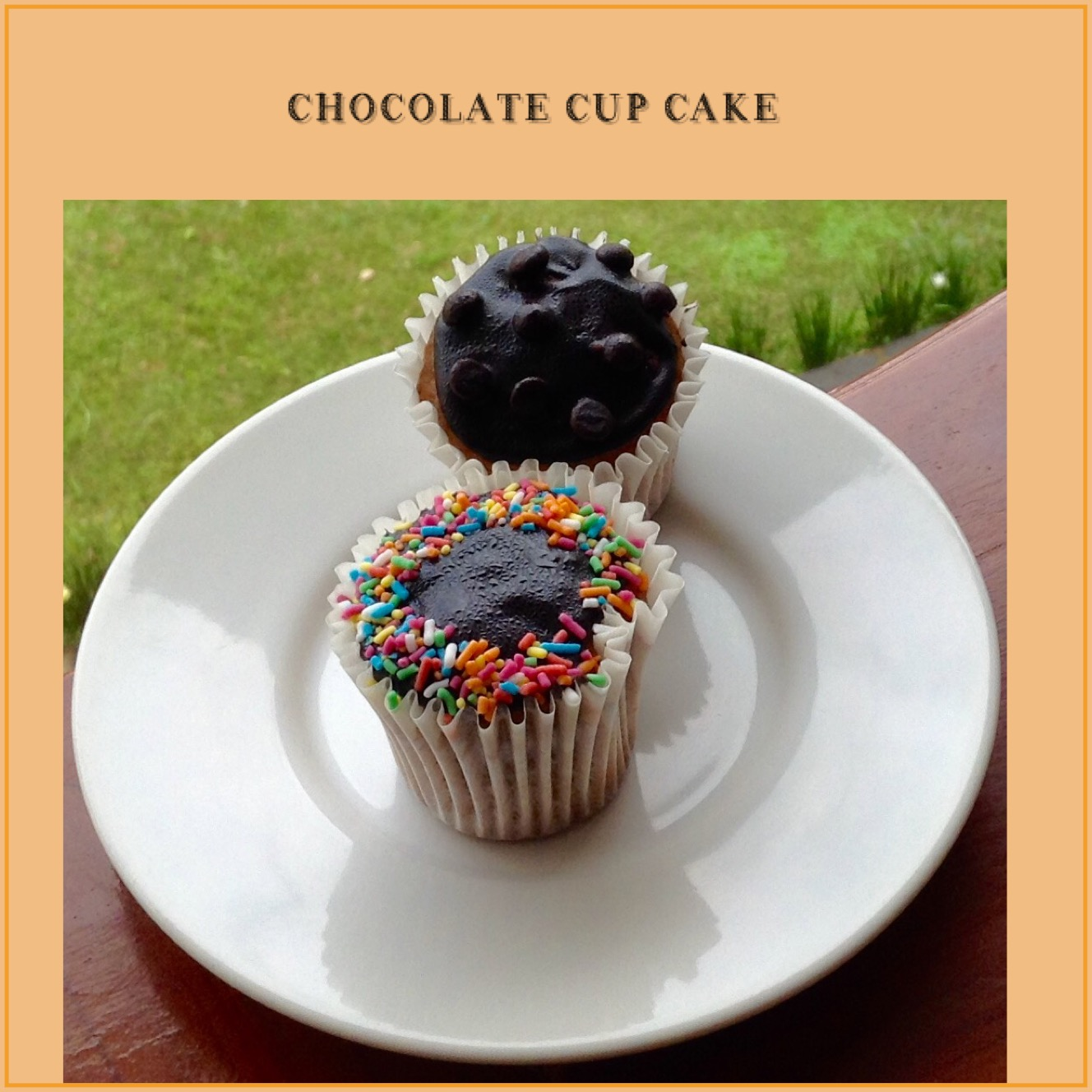 Resep Chocolate Cup Cake
