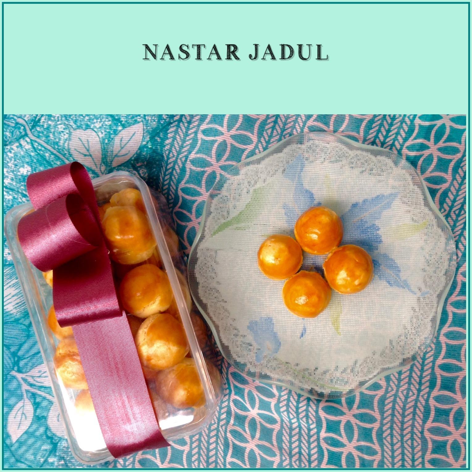 Resep Nastar Jadul